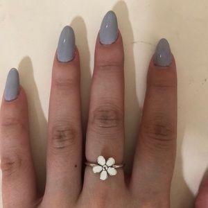 Pandora 100% Authentic Daisy Ring